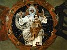 Victor Mihaylovich Vasnetsov. The Holy Trinity. Russian Museum
